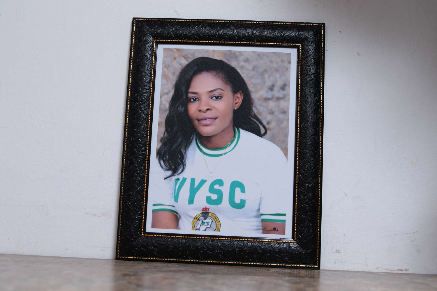 Frame Matriculation Pictures